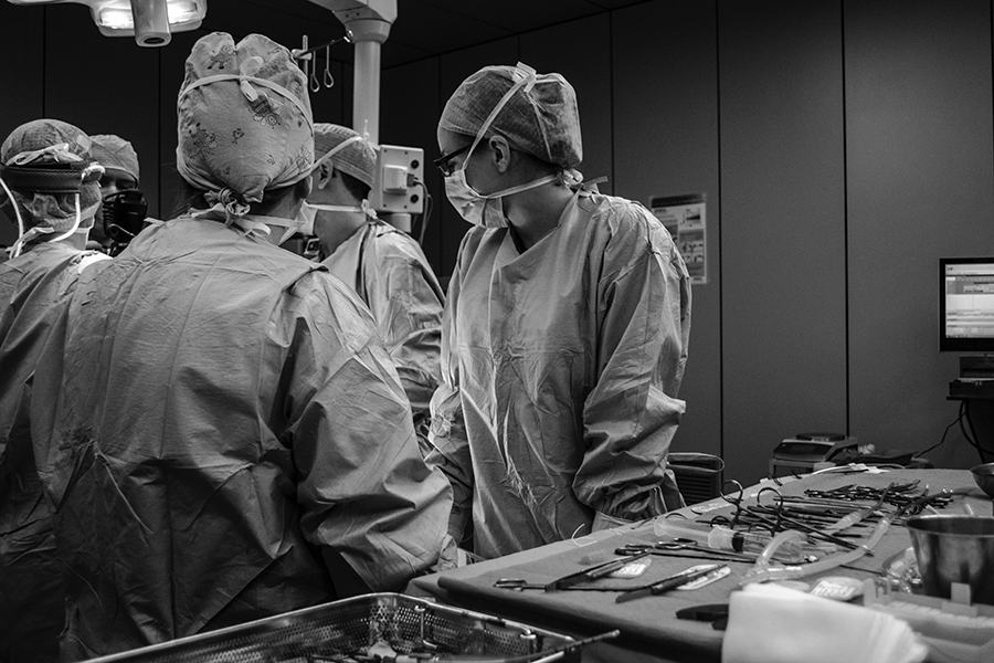 Les chirurgiens